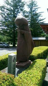 聖光寺の修行僧