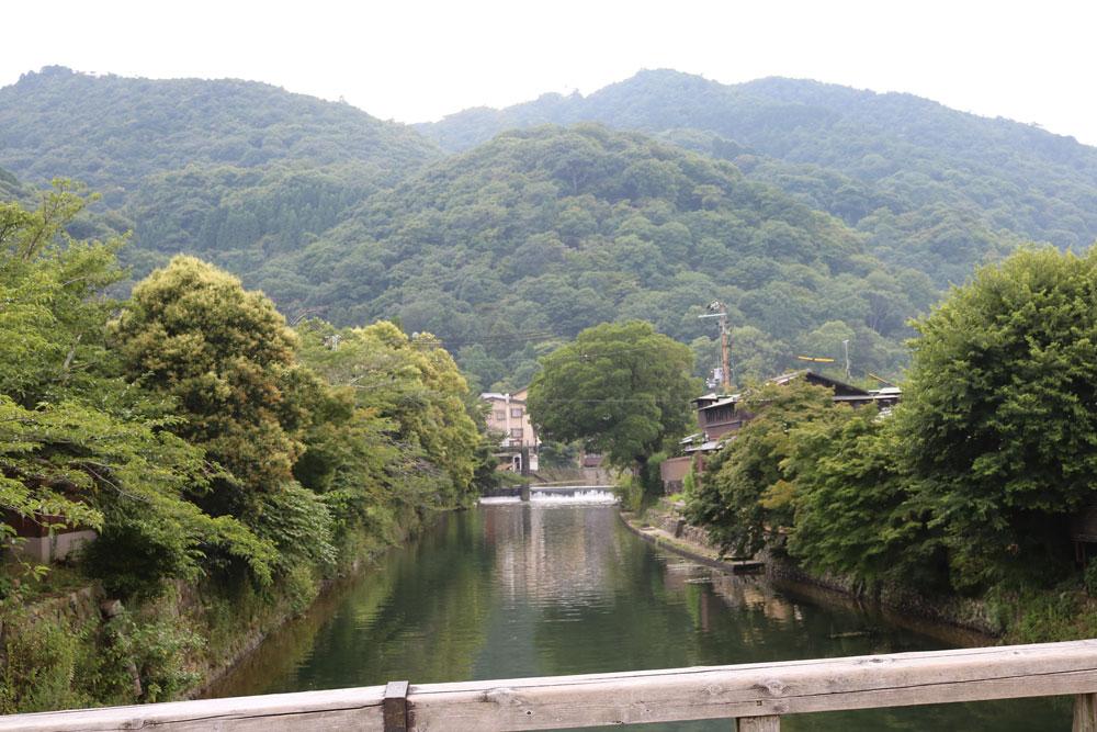 嵐山 中ノ島橋