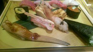 美登利の寿司