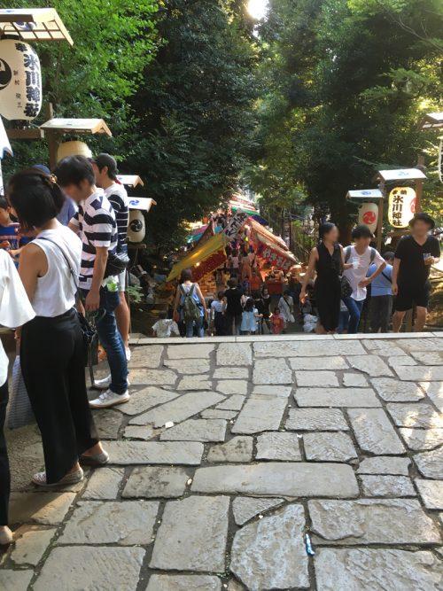 氷川神社 祭り